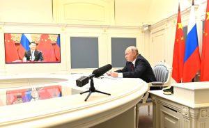China-Russia: A Strategic Partnership Short on Strategy
