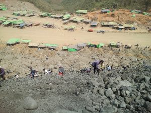 Coup Brings 'Bad New Days' to Myanmar's Mining Communities
