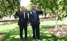Uzbekistan and Tajikistan Talk Dams, Not Rogun