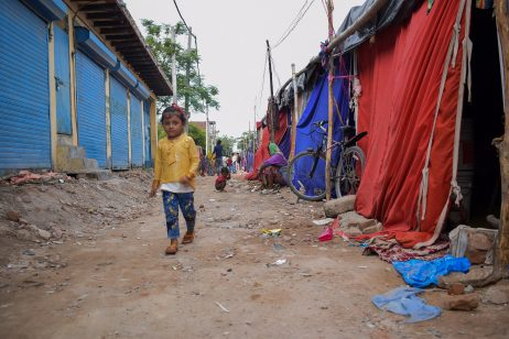 The Rohingyas' Lost Haven in New Delhi