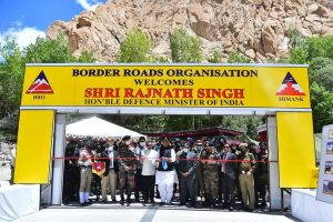 Unabating Tension With China Spurs India's Border Infrastructure Efforts