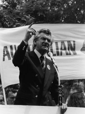 Australia's Hawke, American Informant