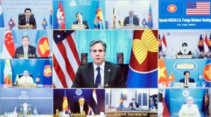 US Focuses on Myanmar, South China Sea at Special ASEAN Meeting
