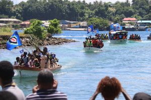 Bougainville Inches Closer to Independence