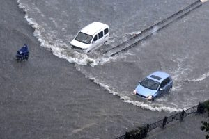 Flooding in China's Henan Province Kills at Least 25