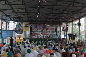"""""""We Are Stronger than Their Injustice"""": Indian Farmers Strengthen Protest Amid COVID-19 Surge"""