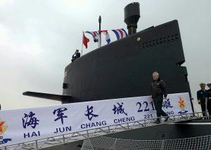 Thai Navy's Submarine Acquisition Stuck in Limbo