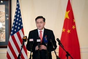 Who Is Qin Gang, China's New US Ambassador?