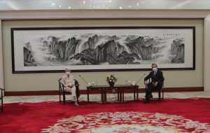 Reasons for Optimism in Wake of Sherman's Visit to China