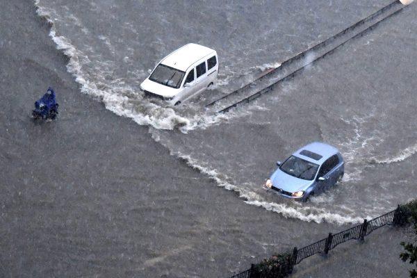 Inundaciones en la provincia china de Henan matan al menos a 25 personas – The Diplomat