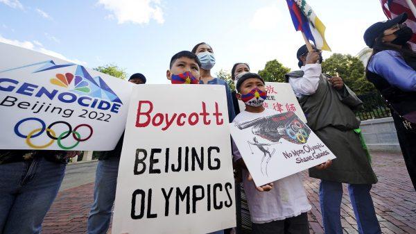 Jules Boykoff pada Boikot Beijing 2022 – Diplomat
