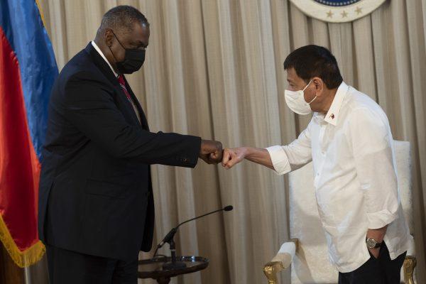 Duterte Filipina mengekalkan Perjanjian yang Membolehkan Latihan Perang AS – Diplomat