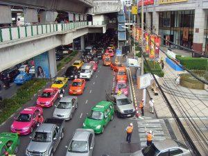 Bangkok Spends Big on Public Transit