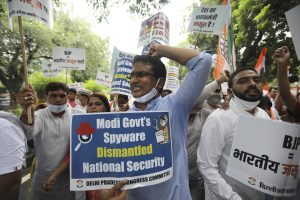 India's Divided Opposition Unites Over Pegasus Spyware Controversy – At Least for Now