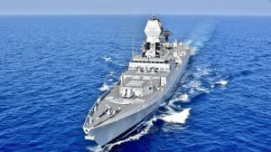 A Tale of 2 Navies: India and China's Current Carrier and Escort Procurement