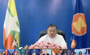 Can ASEAN's Special Envoy Resolve the Crisis in Myanmar?