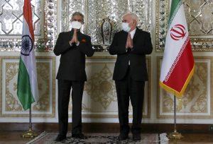 India's Marathon Diplomacy With Iran