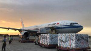 China Announces Aid Dispersal to Myanmar's Military Junta