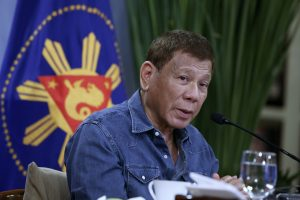 Duterte's Party Picks Him as VP Candidate in Philippines