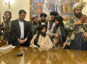 The Taliban Ride Back to Power in Kabul
