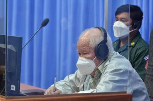 Former Khmer Rouge Head of State Begins Genocide Appeal