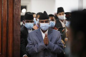 Can Nepal's New Prime Minister Navigate Rough Political Seas?
