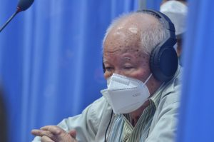 Defense: Former Khmer Rouge Official Not Guilty of Genocide