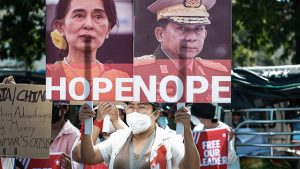 Myanmar Post-Coup Death Toll Tops 1,000: Activist Group