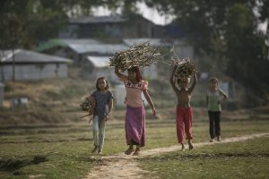 Myanmar's Shadow Government Promises Justice for Rohingya Atrocities