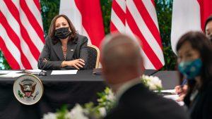 What Were the Main Outcomes of Kamala Harris' Trip to Southeast Asia?
