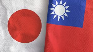 Japan, Taiwan Lawmakers Discuss China Threat