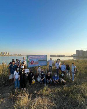 SOS Taldykol: Art and Activism in in Kazakhstan