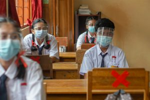 Jakarta Schools Reopen as Indonesia's COVID-19 Wave Eases