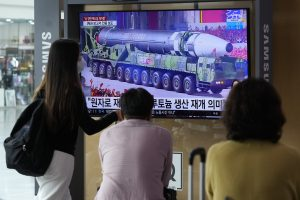 Online Shopping for Nukes? Tune Into a North Korean Military Parade.