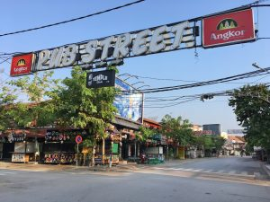 Report Reveals COVID-19's Deep Impact on Cambodian Tourism Economy