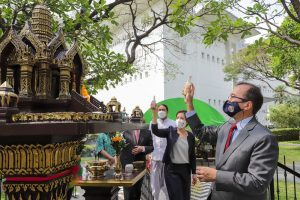 US Breaks Ground on Massive Thai Embassy Annex