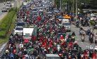 Bangkok 'Car Mob' Renews Call for Thai PM's Resignation