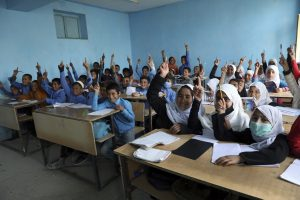 Women's Education: Afghanistan's Biggest Success Story Now at Risk