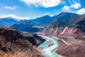 China's Hydropower Plan on the Brahmaputra