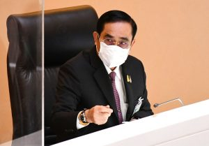 Thai Parliamentary No-Confidence Debate Targets Government's COVID-19 Response