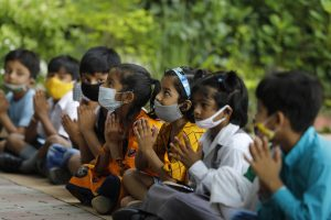 Schools Reopen in India Even as Another COVID Wave Looms
