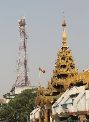 Months After Coup, Myanmar Accelerates Toward Surveillance State
