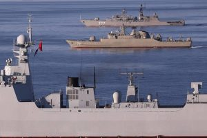 The Barriers to China-Iran Military Diplomacy