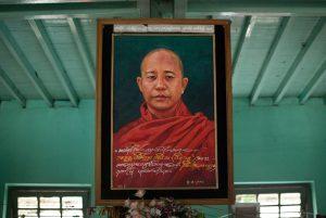 Myanmar Junta Releases Infamous Ultranationalist Monk From Prison
