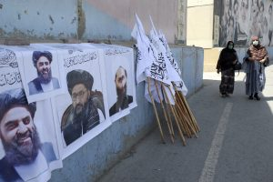 Taliban Announce Acting Government Lineup