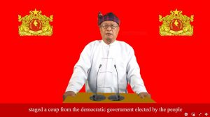 Myanmar Shadow Government Declares 'National Uprising' Against Military Rule