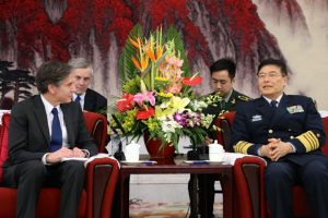 Working With China: The Dilemma for US Allies