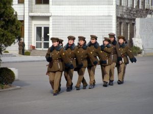 The Worsening Plight of North Korean Soldiers