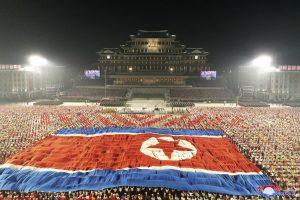 North Korea's Unusual Military Parade