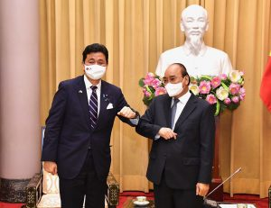 What's in the Newly Regionalized Japan-Vietnam Defense Partnership?